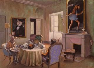 Brigitte Szenczi - How to travel through time - 2012
