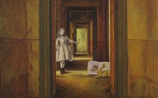 Juan Antonio Mañas - Alicia, la liebre y el libro - 2010