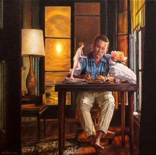 Juan Antonio Mañas - Las tentaciones - 2012