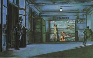 Juan Antonio Mañas - Las sirenas - 2010