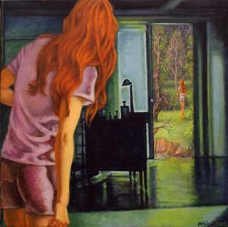 Juan Antonio Mañas - Coraline Alicia y el espejo puerta - 2009