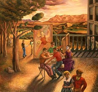 Juan Antonio Mañas - El tacto o la certeza - 1999