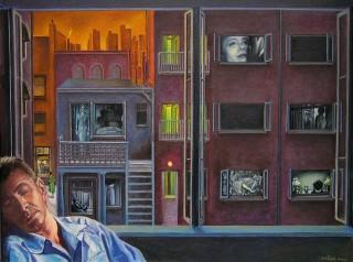 Juan Antonio Mañas - La ventana indiscreta - 2008
