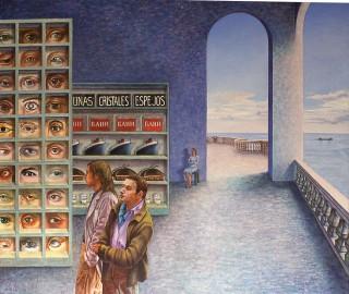 Juan Antonio Mañas - Mirador de las miradas - 2001