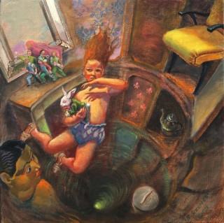Brigitte Szenczi - Down the Rabbit Hole - 2008