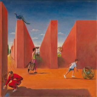 Brigitte Szenczi - El jardín de las horas - 2001