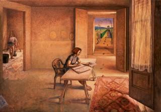 Brigitte Szenczi - La creación - 1999