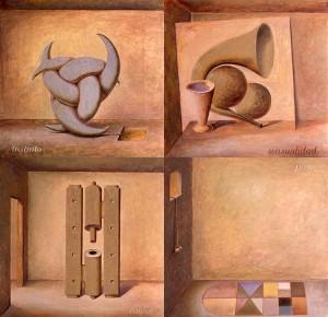 La casa-mandala del Sr. Hoc - Imaginación
