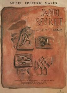 Szenczi & Mañas - Jardi secret - 1992