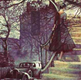 Juan Antonio Mañas - Memories - 12 x 12 cm Óleo sobre papel 2014