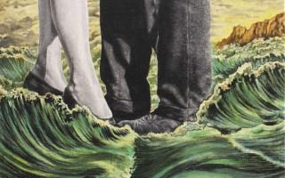 Juan Antonio Mañas - Oleaje - 30 x 30 cm Óleo sobre tela 2014
