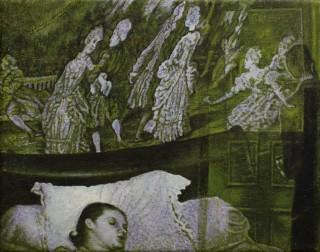 Juan Antonio Mañas - 24 x 19 cm - Óleo sobre tela - 2015